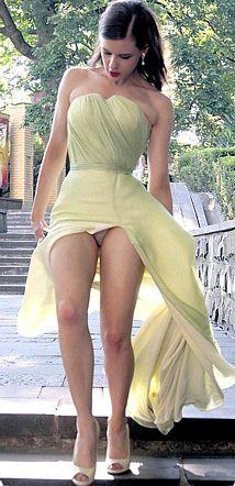 Катерина Шпица показывает нижнее бельё
